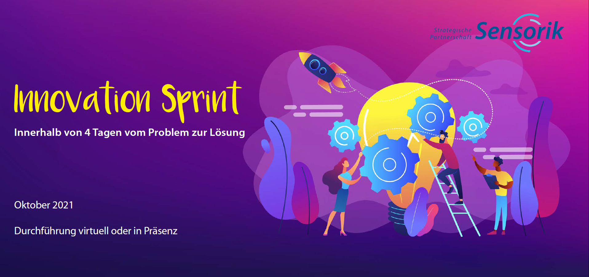 Innovation Sprint (Oktober 2021)